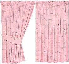 Mädchen Bench Vorhänge / Gardinen Set (168cm x