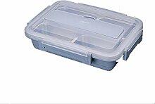 Mädchen Einhorn Lunchbox Schneemann Brotdose