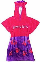 Mädchen Jungen Poncho Handtuch Nifty Kids New mit