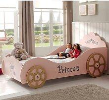 Mädchenbett im Prinzessin Design Autoform