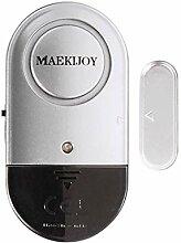 MAEKIJOY Tür Fenster Alarm Einbruchschutz mit