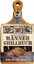 Männer Grill Profi Set's Männer Grillbuch