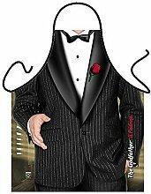 Männer/Themen/Motiv-Fun/Spaß-Grill/Kochschürze/ Rubrik Mafia: Godfather/Patron - inkl. Spaß-Urkunde