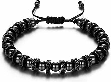 Maerye Mode Kupfer Perlen Separate Hand-Woven Hand