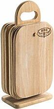 Mäser, Serie BBQ Elegant, Holz-Brettchenständer