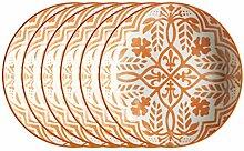 Mäser, Serie Saragossa, Teller tief 21 cm,