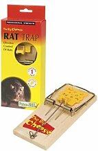 Mäusefallen mit Köder Rattenfalle