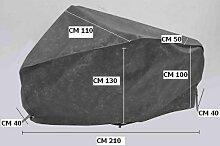 Maffei Schutzhülle Mytex taupe 210x 110x 130cm art995