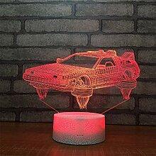 MAFYU 3D Nachtlicht-Kleine Nacht-Laterne Fliegen