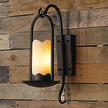 MAFYU American Country Retro Wand Lampe