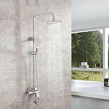 MAFYU Duschsysteme Kupfer-Armatur Brausese