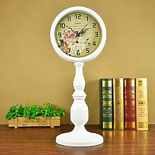 MAFYU Europäische Vintage Wall Clock