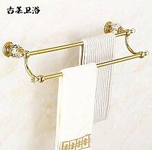 MAFYU Handtuch-Pole Europäischen Handtuch Rack
