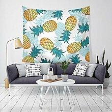 MAFYU Hohe Qualität Wandteppiche Ananas Frucht