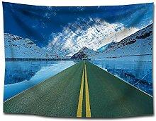 MAFYU Hohe Qualität Wandteppiche Drucken Tuch