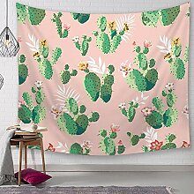 MAFYU Hohe Qualität Wandteppiche Kaktus