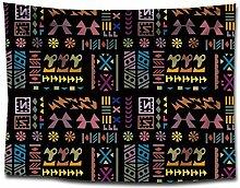 MAFYU Hohe Qualität Wandteppiche Muster drucken