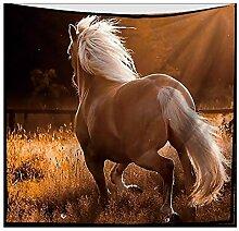 MAFYU Hohe Qualität Wandteppiche Pentium Pferd