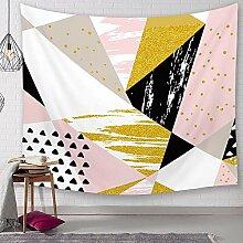 MAFYU Hohe Qualität Wandteppiche Streifen-Serie