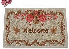 MAFYU Qualität Teppich Anti-Rutsch-Matte für