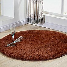 MAFYU Qualität Teppich Gepolsterte Runde für