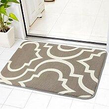 MAFYU Qualität Teppich Gepolsterte Türmatte für