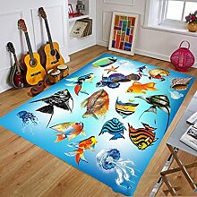 MAFYU Qualität Teppich Kinder kriechen Teppich