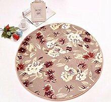 MAFYU Qualität Teppich Kreisförmige Teppich