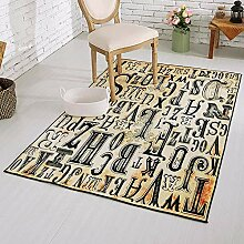 MAFYU Qualität Teppich Rechteckige Kissen für