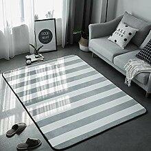 MAFYU Qualität Teppich Schlafzimmer Teppich Matte