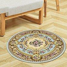 MAFYU Qualität Teppich Teppich rund Drehstuhl