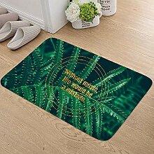 MAFYU Qualität Teppich Vergoldete grüne Fuß