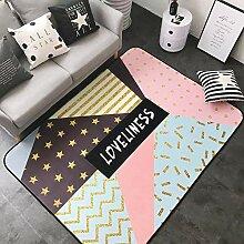 MAFYU Qualität Teppich Vergoldete Teppich mit