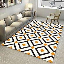 MAFYU Qualität Teppich Wohnzimmer geometrische