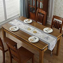 MAFYU Tischläufer,Amerikanische Ländertabelle