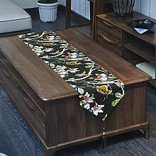 MAFYU Tischläufer,Chinesische einfache Tabelle