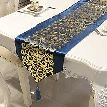 MAFYU Tischläufer,Europäische dekorative