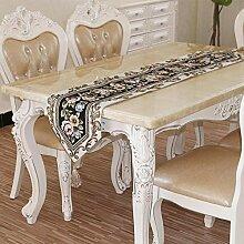 MAFYU Tischläufer,Europäische Tischfahne