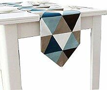MAFYU Tischläufer,Moderne minimalistische