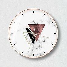 MAFYU Wanduhr,Uhr Modern Minimalistischen