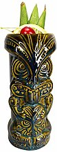 Magent Tiki-Becher Keramik 450ml Tiki-Becher