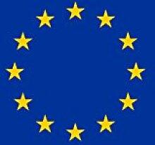magFlags Flagge: Europa | Hochformat Fahne | 6m²