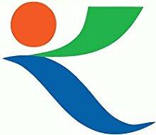 magFlags Flagge: Large Koshi Kumamoto vector | Koshi Kumamoto | ???? | Querformat Fahne | 1.35qm | 90x150cm » Fahne 100% Made in Germany