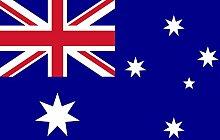 magFlags Flagge: XL Australien | Querformat Fahne