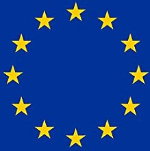 magFlags Flagge: XXL+ Europa   Querformat Fahne  