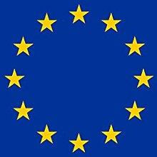 magFlags Flagge: XXS Europa | Querformat Fahne |