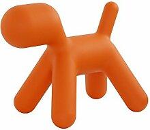 Maggis Puppy, Groß, Orange