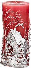 Magic Candle World Candles Handgemalt Weihnachten