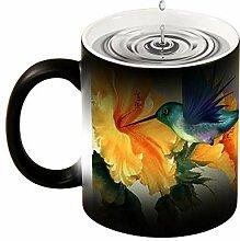 Magic Mug Hitzeempfindliche Tasse mit kleinen