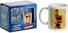 Magic Tasse - Hot Man Strip Tasse - Geschenk für
